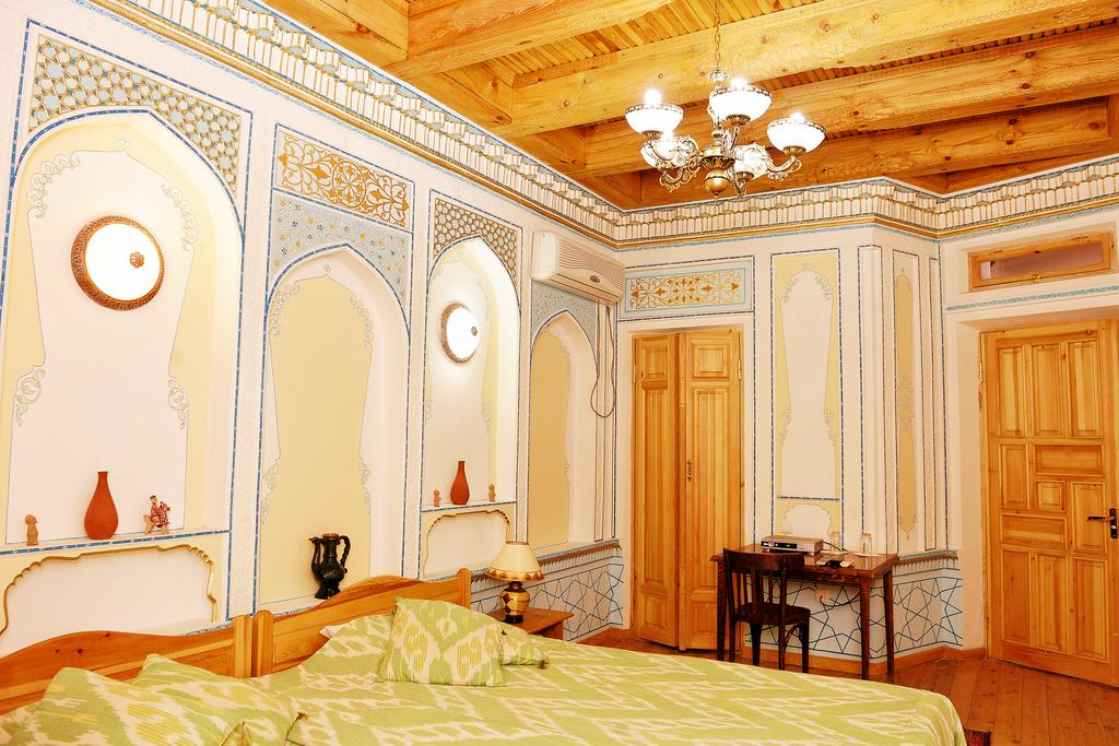 Chambre double Hôtel Minzifa Boukhara 13