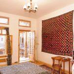 Chambre double Hôtel Minzifa Boukhara 16