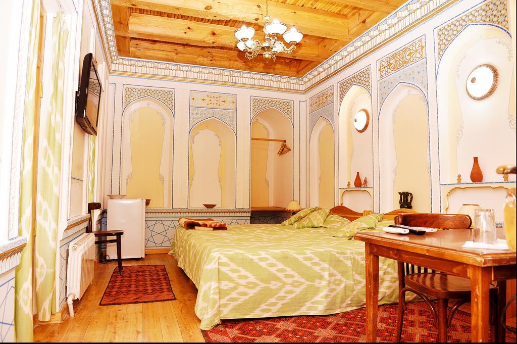 Chambre double Hôtel Minzifa Boukhara 18