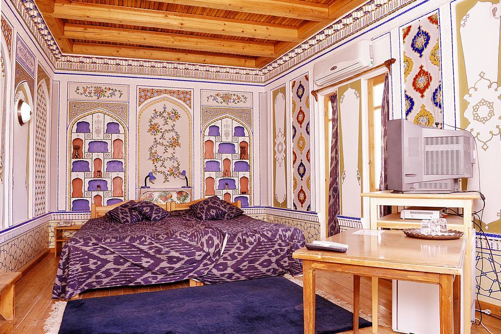 Chambre double Hôtel Minzifa Boukhara 20