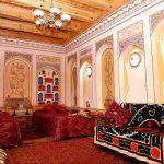 Chambre twin Hôtel Minzifa Boukhara 11