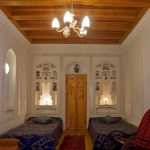 Chambre twin Hôtel Minzifa Boukhara