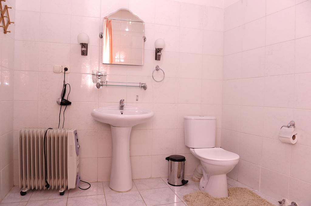 Salle de bain Hôtel Minzifa Boukhara 19