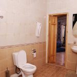 Salle de bain Hôtel Minzifa Boukhara 21