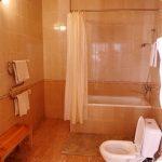Salle de bain Hôtel Minzifa Boukhara 9