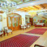 La halle Hôtel Grand Samarkand Superior
