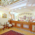 Réception Hôtel Grand Samarkand Superior