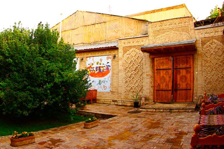 Hôtel Caravan Serail Samarkand