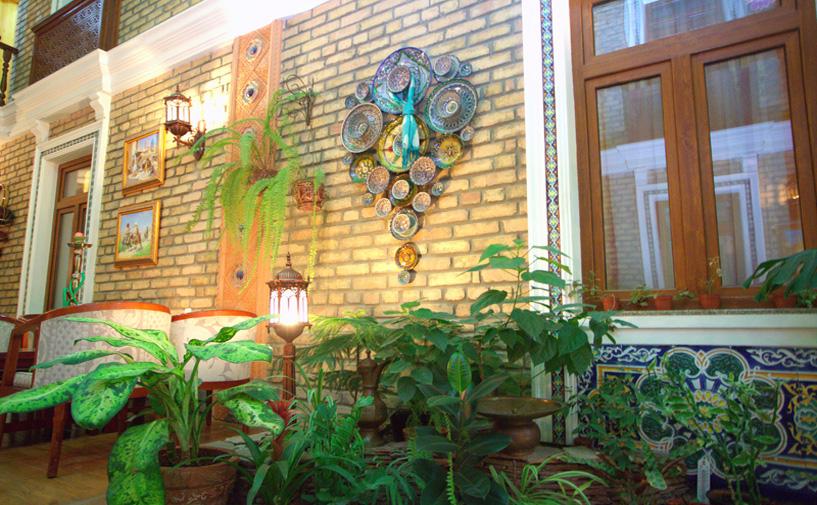 Hôtel Grand Samarkand Superior 6
