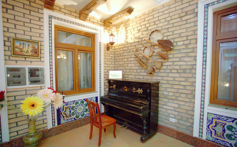 Hôtel Grand Samarkand Superior 9