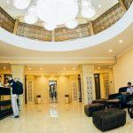Réception Hôtel Bek Samarkand 2