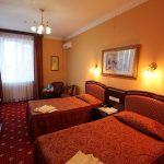 chambre twin Hôtel Asia Samarkand 20