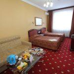 chambre twin Hôtel Asia Samarkand 21