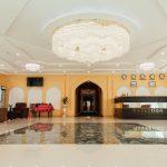Réception Hôtel Bek Khiva