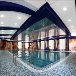 piscine couverte Hôtel Asia Tachkent 22