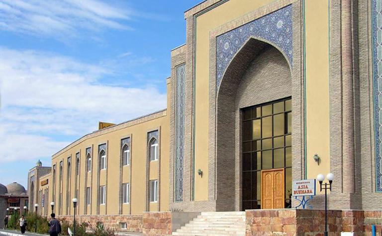 Asia Bukhara 12