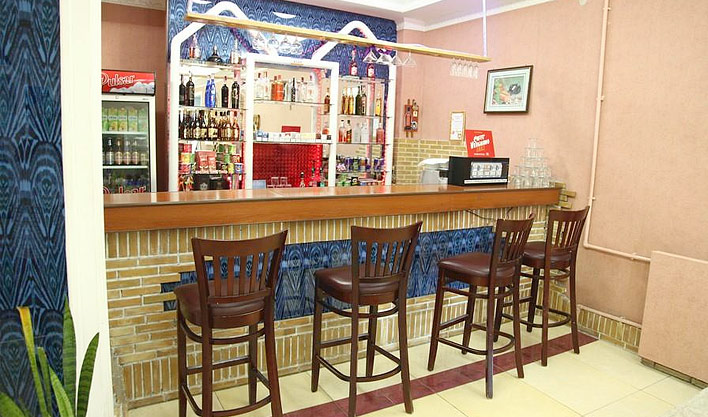 Bar Hôtel Asia Boukhara