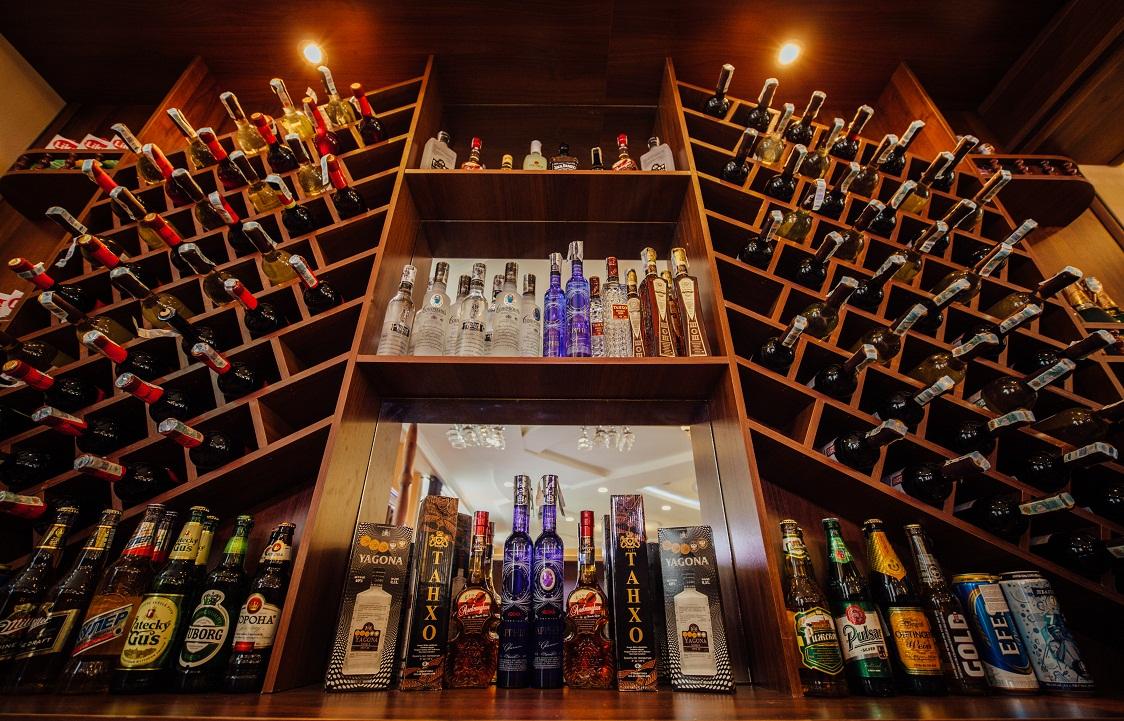 Bar Hôtel Bek Khiva 17