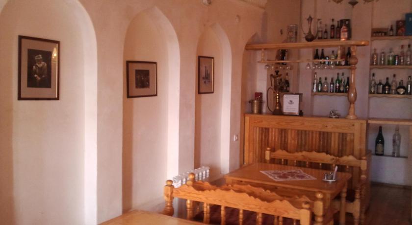 Bar Hôtel Komil Boukhara
