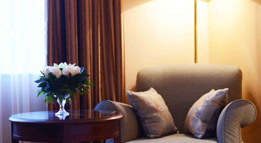 chambre de l'Hôtel Lotte City Hôtel Tachkent Palace
