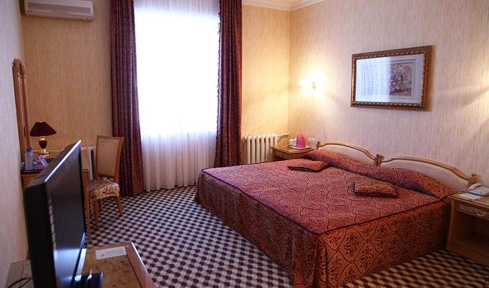 Chambre double Hôtel Asia Boukhara 7