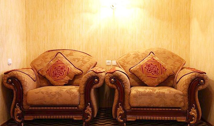 Chambre double Hôtel Asia Boukhara 8