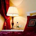 Chambre double Hôtel Asia Fergana 10
