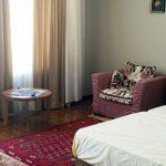 Chambre double Hôtel Asia Fergana