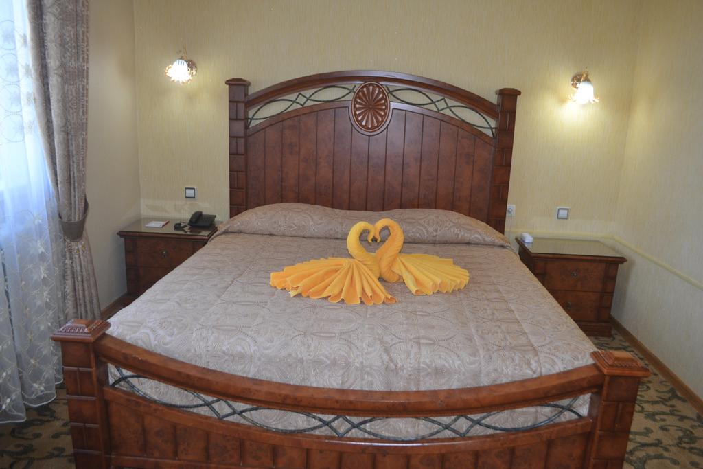 Chambre double Hôtel Asia Khiva 11