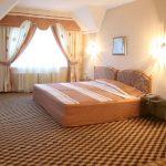 chambre double Hôtel Asia Samarkand