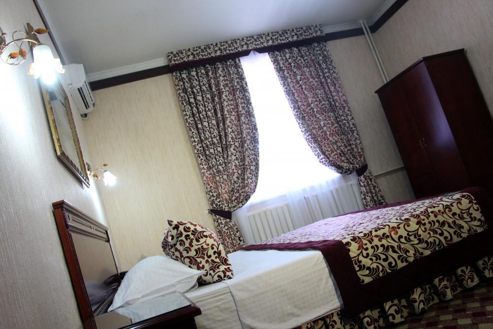 chambre double Hôtel Asia Tachkent 10