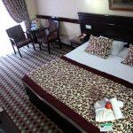 chambre double Hôtel Asia Tachkent 8