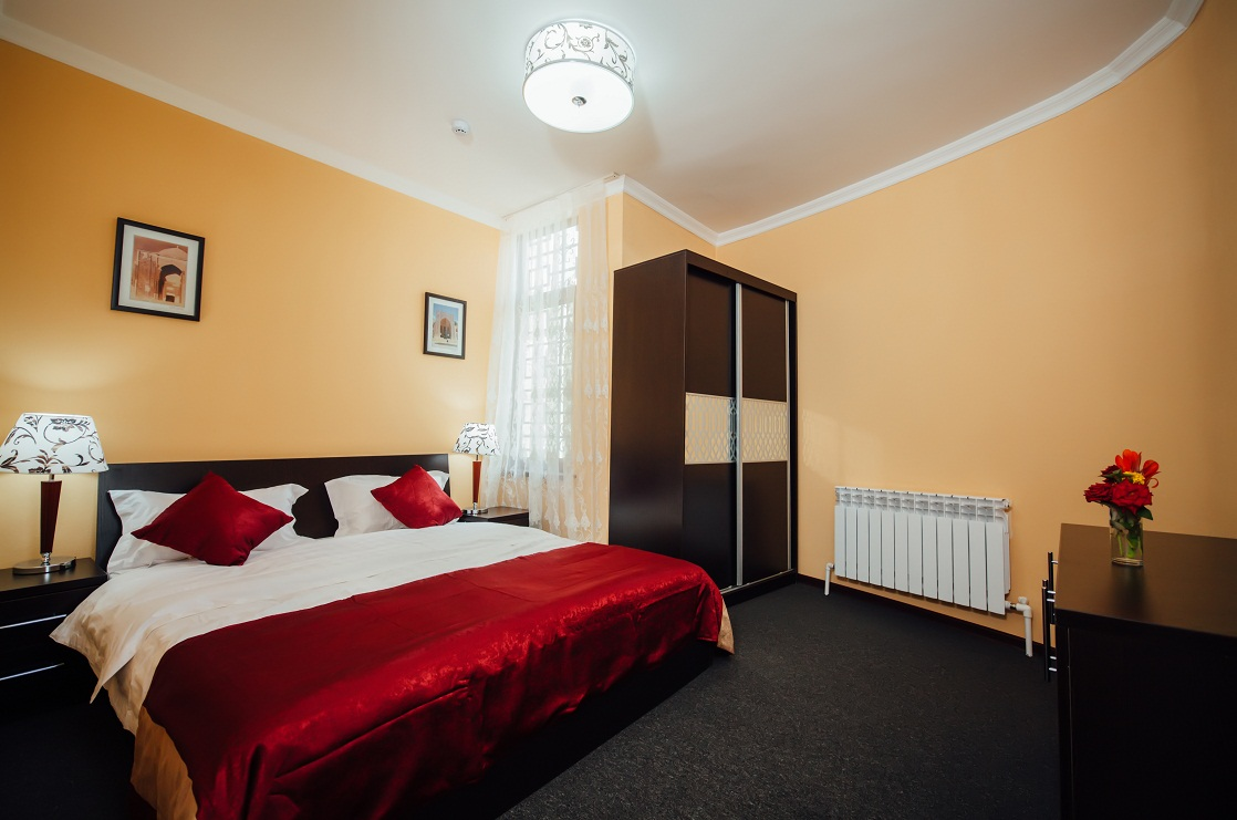Chambre double Hôtel Bek Khiva