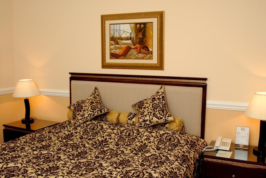 chambre double Hôtel Bek Tachkent 16