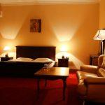 chambre double Hôtel City Samarkand 12