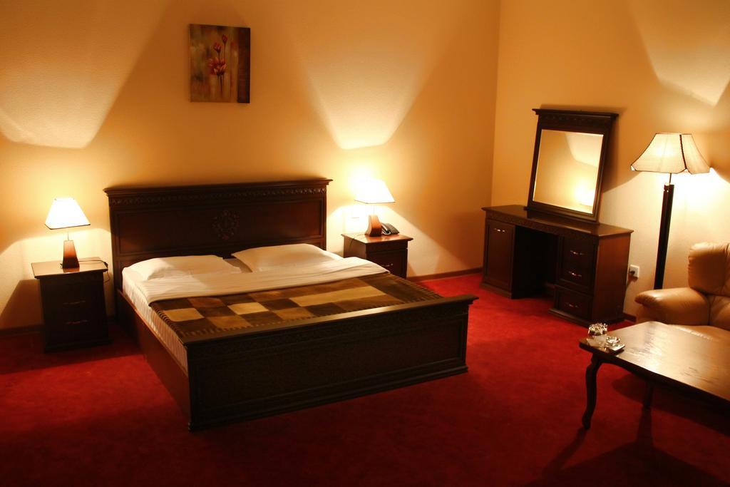 chambre double Hôtel City Samarkand
