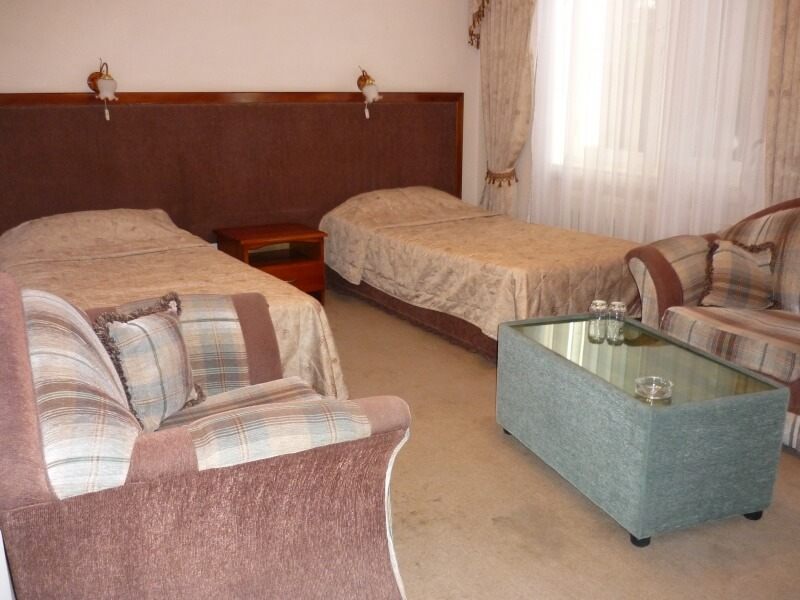 Chambre double Hôtel Club 777 Ferhagan