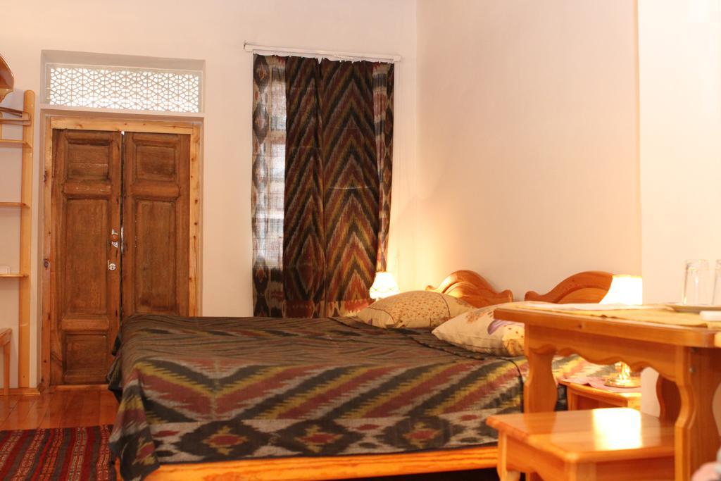 Chambre double Hôtel Emir Boukhara 15