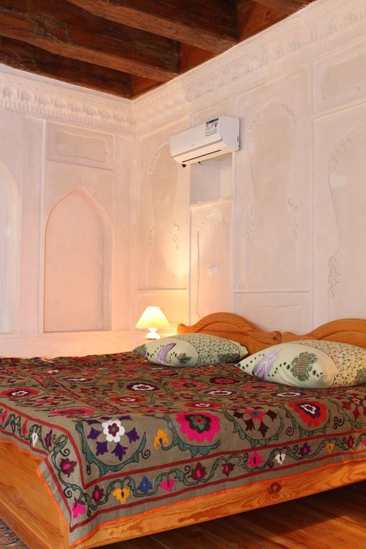 Chambre double Hôtel Emir Boukhara