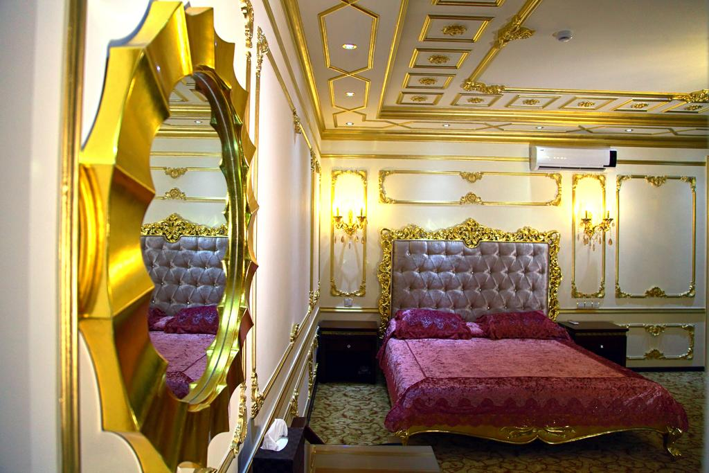 Chambre double Hôtel Emirkhan Samarkand 1