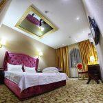 Chambre double Hôtel Emirkhan Samarkand 15