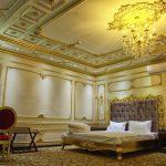 Chambre double Hôtel Emirkhan Samarkand