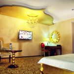 Chambre double Hôtel Emirkhan Samarkand 16