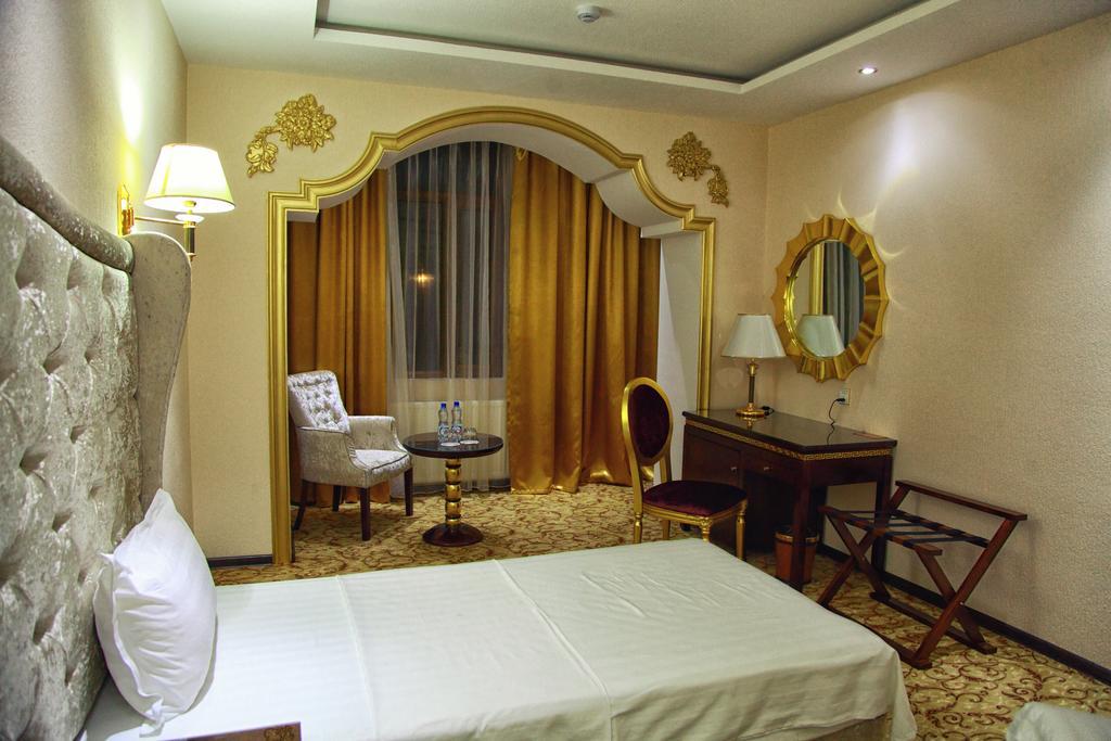 Chambre double Hôtel Emirkhan Samarkand 19