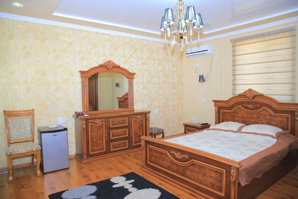 Chambre double Hôtel Euroasia Khiva 9
