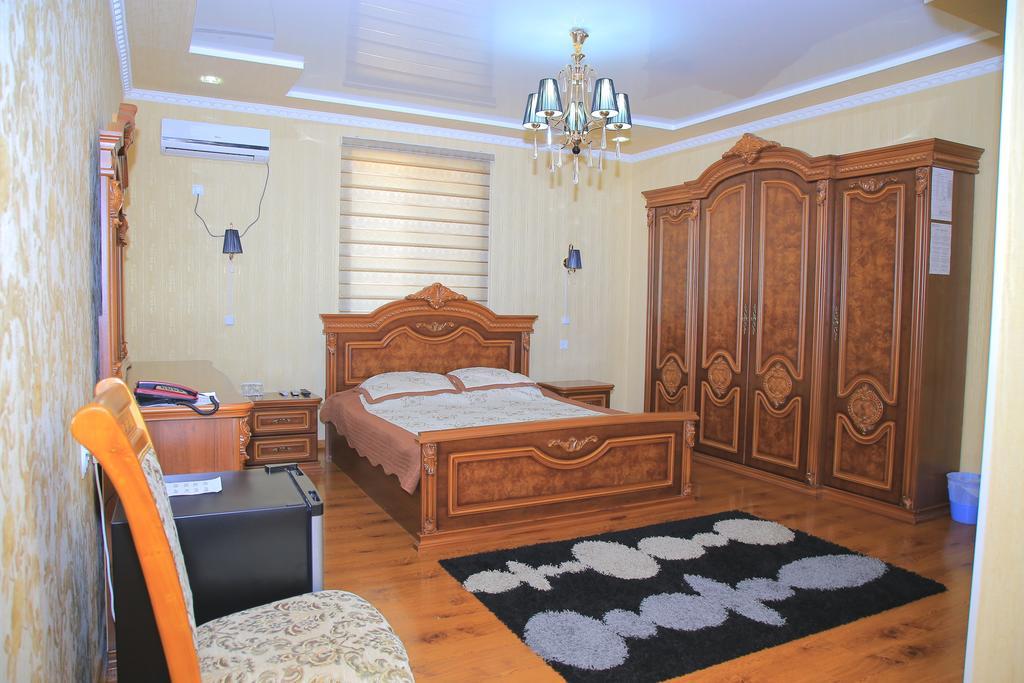 Chambre double Hôtel Euroasia Khiva