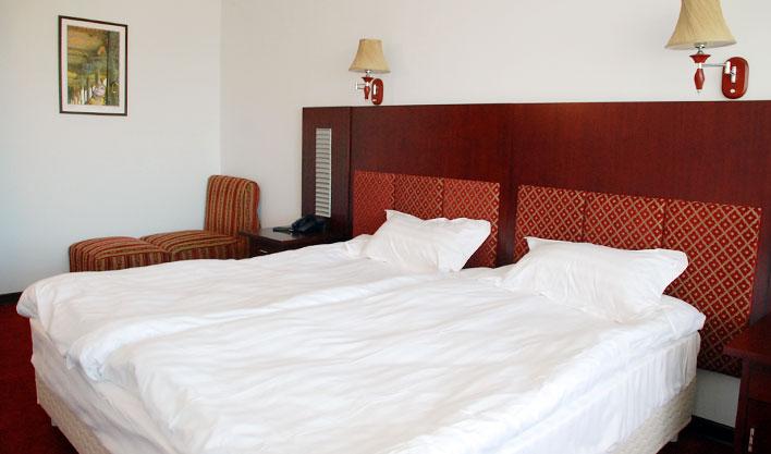 Chambre double Hôtel Grand Boukhara 8