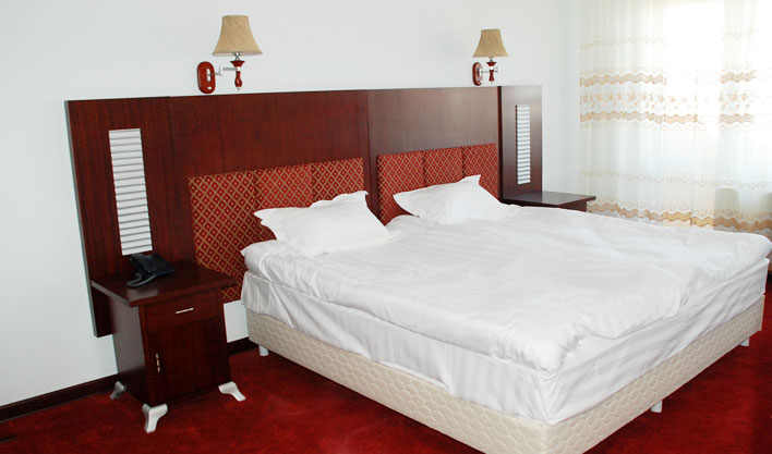 Chambre double Hôtel Grand Boukhara