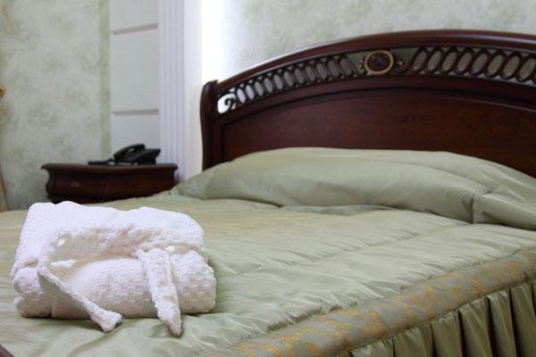 chambre double Hôtel Grand Nur Tachkent 6