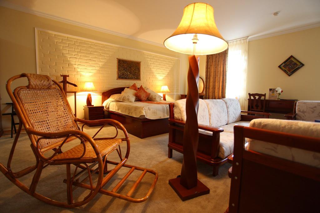 chambre double Hôtel Grand Samarkand 4